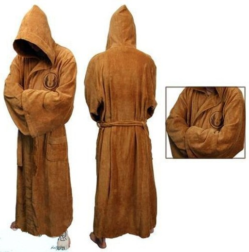Star Wars Jedi Bath Robe Costume