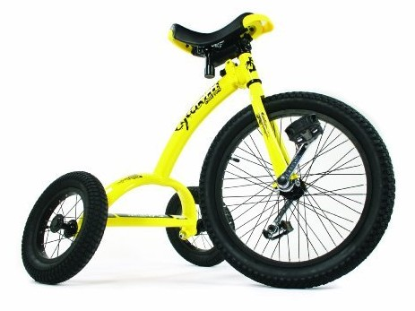 cyco cycle trick bike