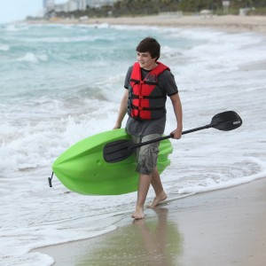 Wave Youth Kayak