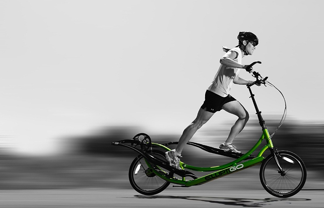 Elliptigo 8C outside